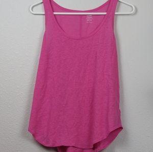 Old Navy Pink Relaxed Style Tank Top